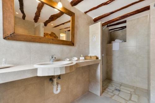 Superior Doppelzimmer mit Terrasse Agroturismo Ca Sa Vilda Marge 2