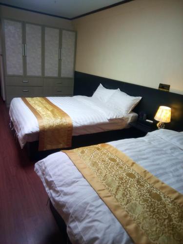 Kyungjo APT Apartment, 延吉