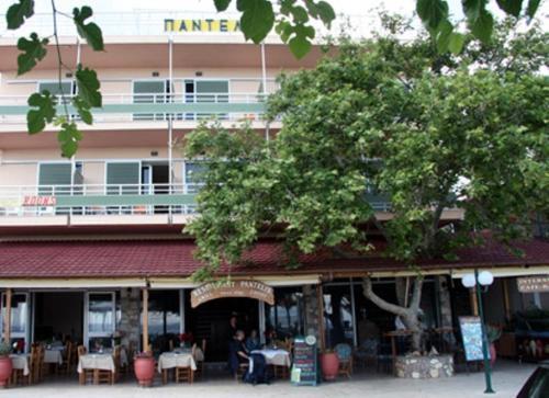 Отель Pantelis 0 звёзд Греция