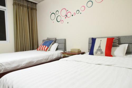 Mainland Chinese Citizens - Standard Twin Room with Mountain View