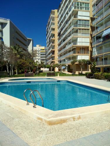 Apartamento cabo azul playa campello el campello costa for Apartamentos playa azul