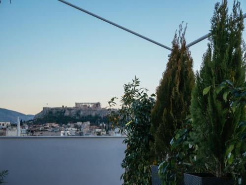 Stunning Penthouse Acropolis View, Atene