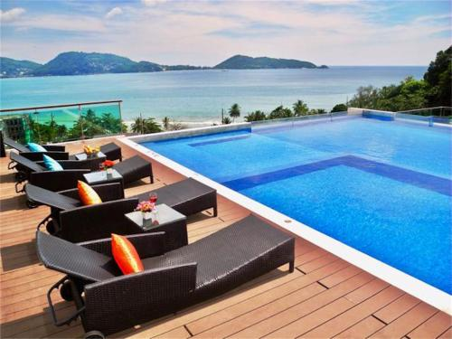 The Privilege Residence : 1 Bedroom apartment in Patong