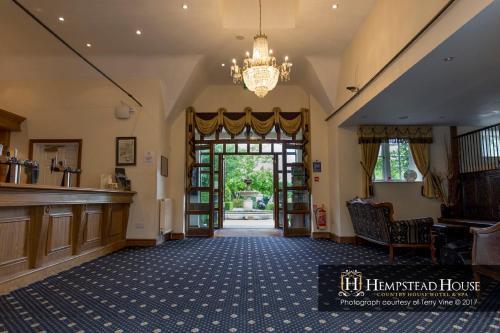Hempstead House Hotel Amp Restaurant Sittingbourne United