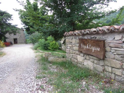 Località Carpiano, 06024 Gubbio PG, Italy.