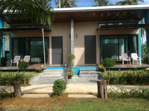 Baan Kongfa Beach Resort & Cafe
