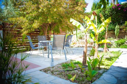 Julipapas Gardens in Cyprus