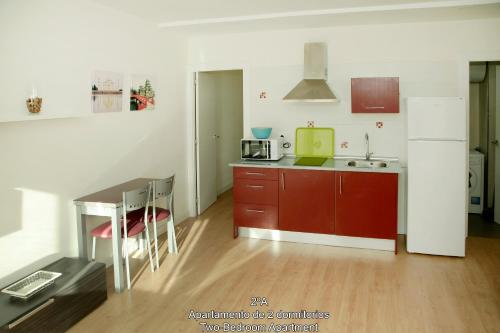 Two-Bedroom Apartment ( 2A )