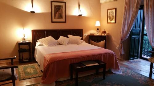 Habitación Doble Superior con vistas - 1 o 2 camas   Hacienda el Santiscal 4