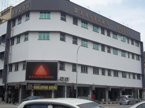 D Eastern Hotel front view