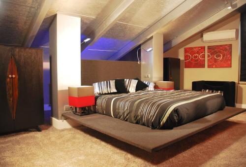 Superior Doppelzimmer Hotel Cardamomo Siguenza 3
