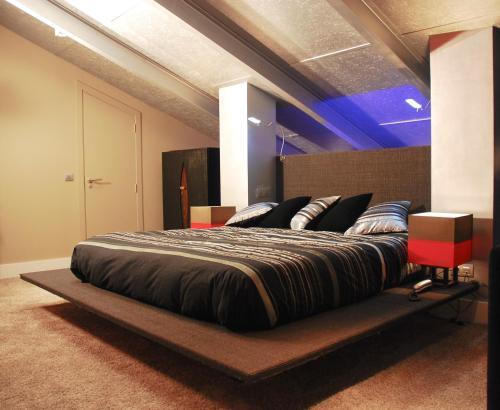 Superior Doppelzimmer Hotel Cardamomo Siguenza 5