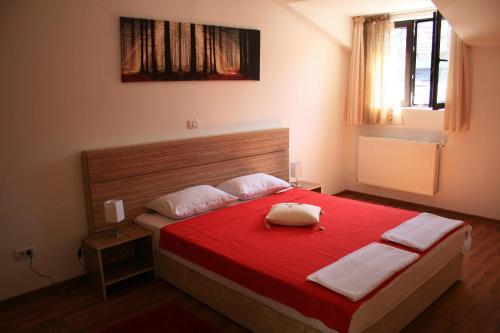 X Hostel Bucharest front view