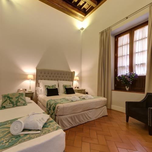 Triple Room Palacio Pinello 13