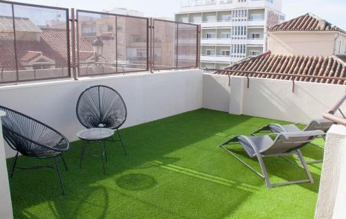 Appartement met terras (Apartment with Terrace)