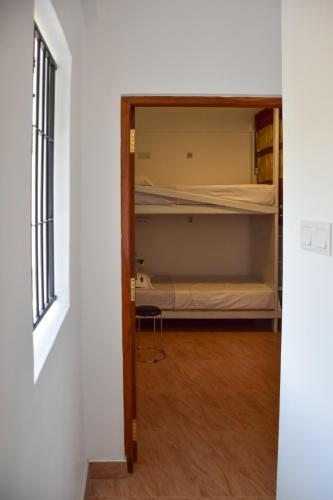 Bed in 4-Bed Mixed Dormitory Room with Complimentary Transfer
