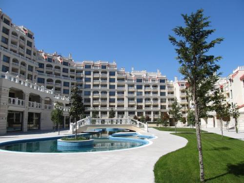 Varna South Bay apartment