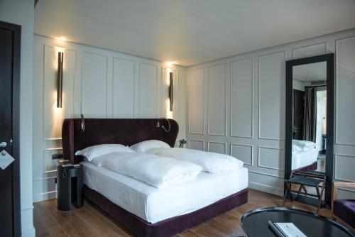 Habitación Doble Deluxe Hotel Palacio De Villapanés 1