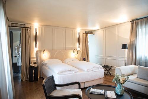 Habitación Doble Superior Hotel Palacio De Villapanés 1