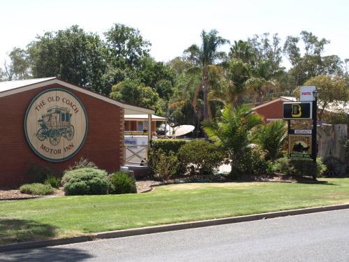 Old Coach Motor Inn Echuca