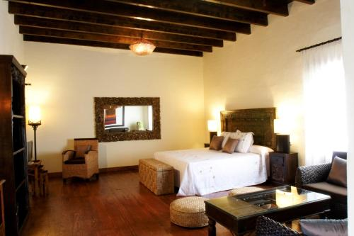 Double Room - single occupancy Hotel Boutique Oasis Casa Vieja 6