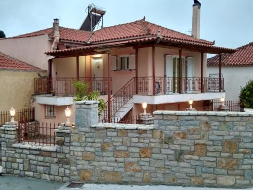 Pila's house