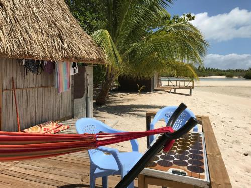 Abemama Green-Eco Hotel Kiribati, Kariatebike