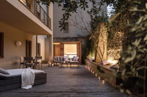 A designhotel gius la residenza albergo for Designhotel gius la residenza