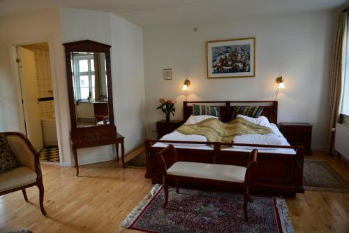Apartmá typu Deluxe s jednou ložnicí (Deluxe One-Bedroom Suite)