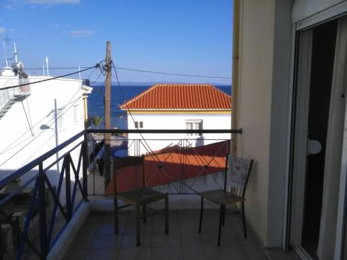 Apartment by the Pagasitikos Sea