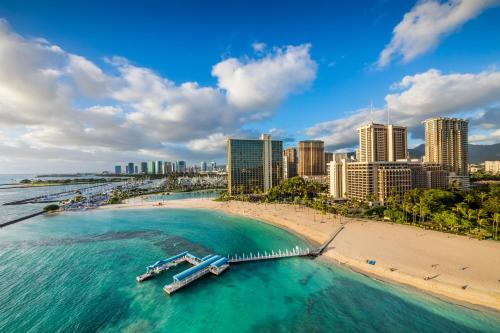Hilton Grand Vacations Club At Hawaiian Village