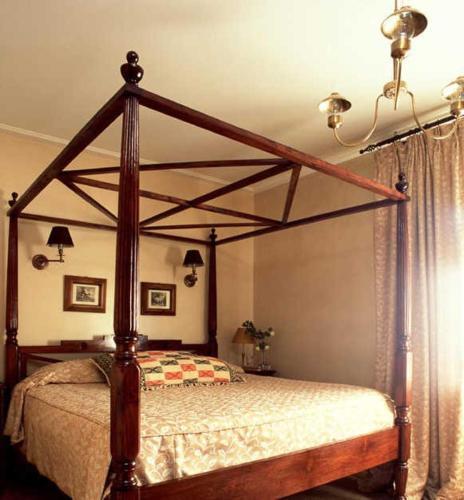 Doppelzimmer Remanso de Gredos 1