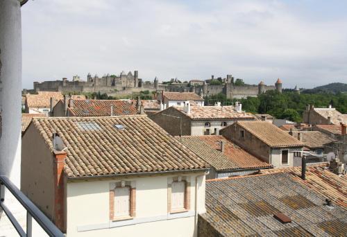Les Balcons de la Cité - Appartement Le Saint Paul