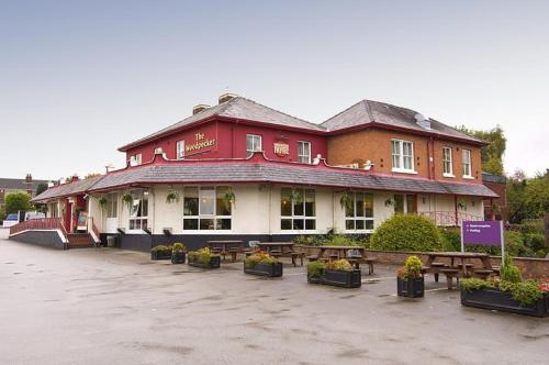 Premier Inn Northwich South, Weaverham