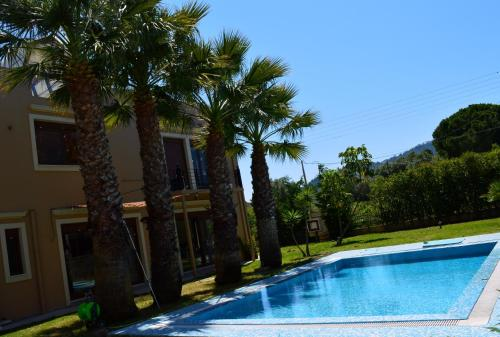 Gold Luxury Villa Ialysos