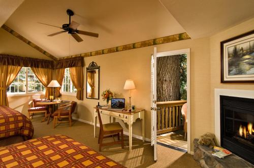 The Cottages At Tenaya Lodge Fish Camp Ca Aaa Com