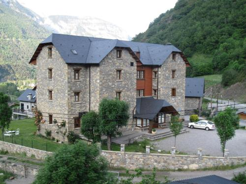 Hotel Casa Anita front view
