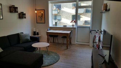 Cozy apartment in Nørrebro