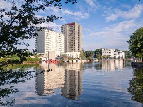 Mercure Hotel Amsterdam City South photo 43