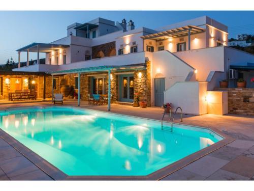 Eson2 / Villa Marble,Tinos
