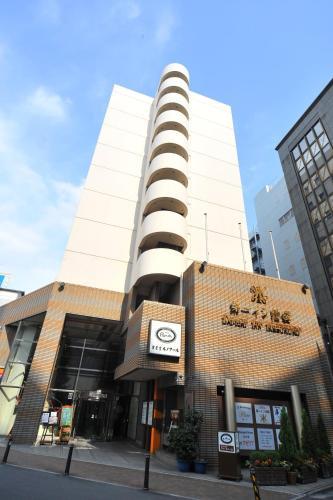 Daiichi Inn Ikebukuro front view