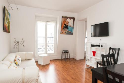 Monceau Appartment
