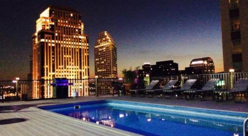 HotelPrivate 1br Loft in Heart of CBD