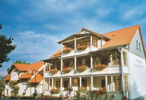 Hotel Pension Am Kurzentrum