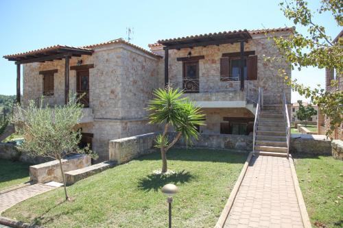 Jordan's Stone House
