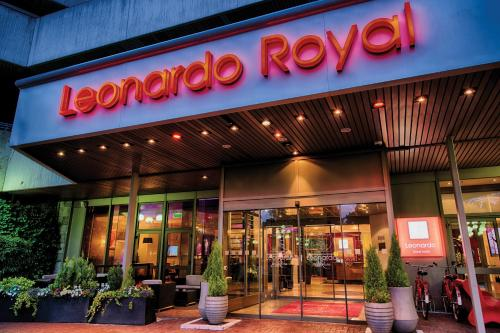 Leonardo Royal Hotel Frankfurt photo 41