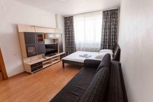Hotel Apartment on Kharkovskskaia 27