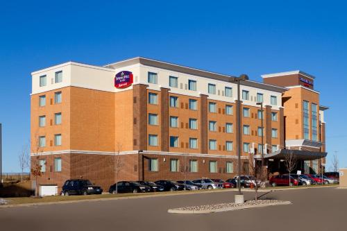 Springhill Suites Marriott Minneapolis-St Paul Ap/Mall America MN, 55425
