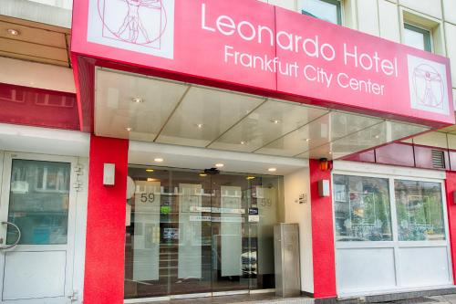 Leonardo Hotel Frankfurt City Center photo 30
