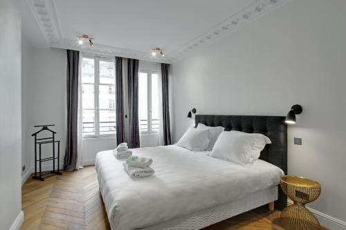 Pick a Flat - Saint Germain apartment - Rue du Buc